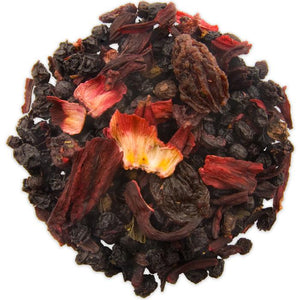 Red Berry Porridge Fruit Tisane