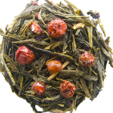 Uva Granada Flavored Green Tea