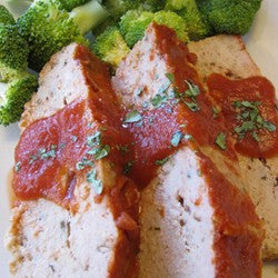 Turkey Meatloaf - Extra Lean - Organic Freezer