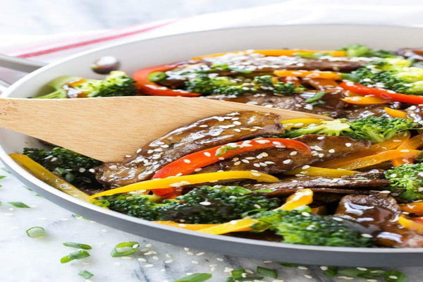 Naturally Raised Beef Stir Fry Strips