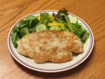 Turkey Breast Schnitzel - Organic Freezer