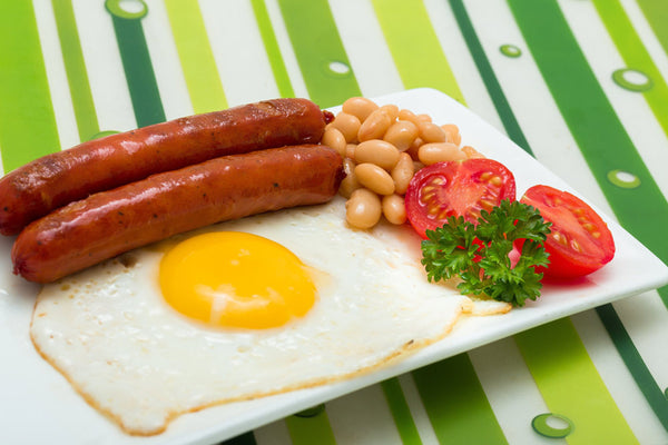 Certified Organic Pork Breakfast Sausages - Organic Freezer