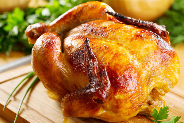 Certified Organic Whole Chicken - Organic Freezer
