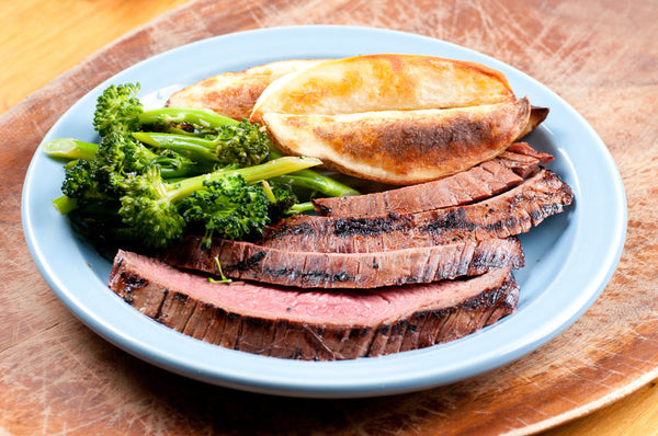 Natually Raised Flank Steak - Organic Freezer