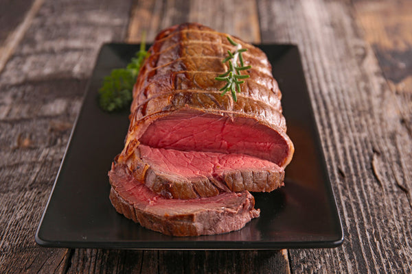 Naturally Raised Rump Roast - Organic Freezer