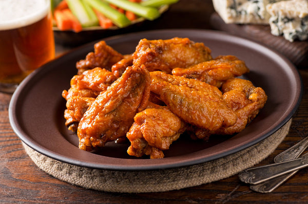 Naturally Raised Chicken Wings - Organic Freezer