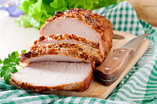 Naturally Raised Pork Tenderloin - Organic Freezer