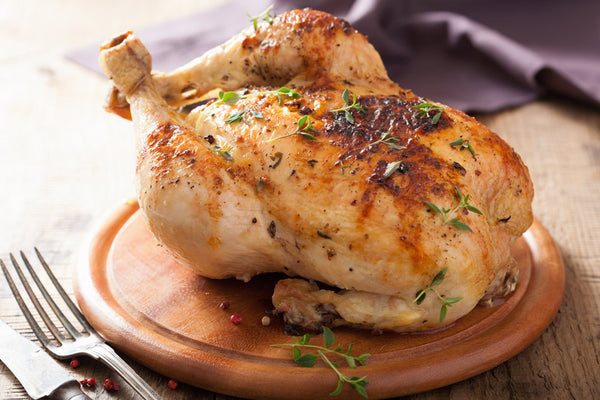 Naturally Raised Whole Chicken - Organic Freezer