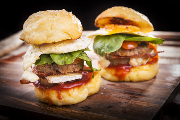 Certified Organic Sliders - Organic Freezer