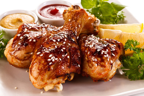Certified Organic Chicken Drumsticks - Organic Freezer