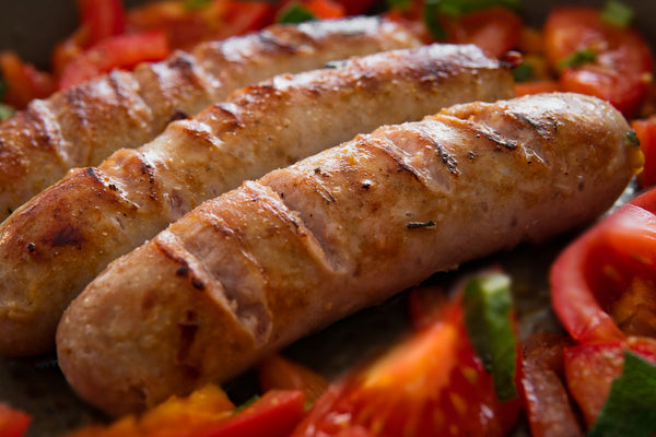 Turkey Breakfast Sausages Maple Flavour