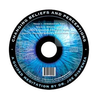 Changing beliefs and perception, Dr Joe Dispenza, guided meditation