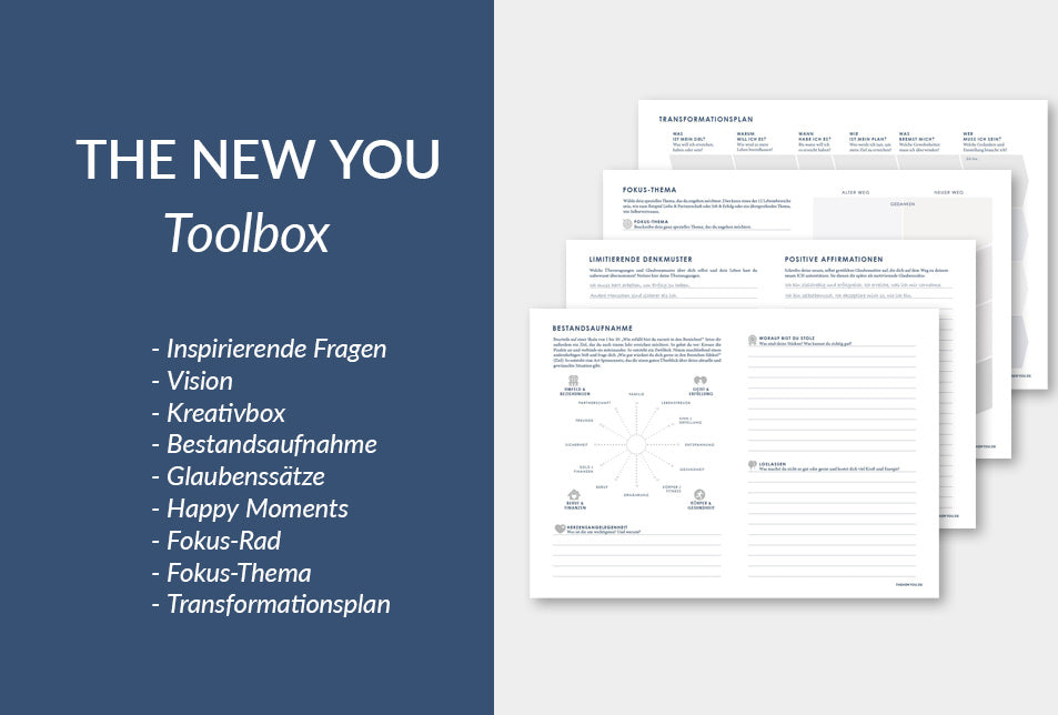 THE NEW YOU Toolbox