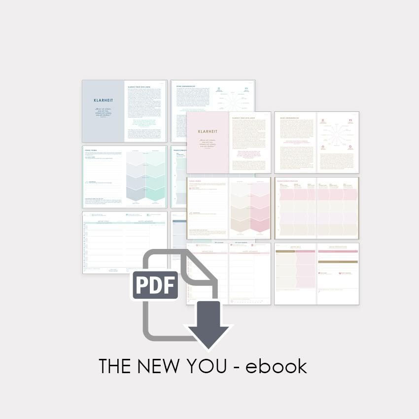 THE NEW YOU Ebook (PDF)