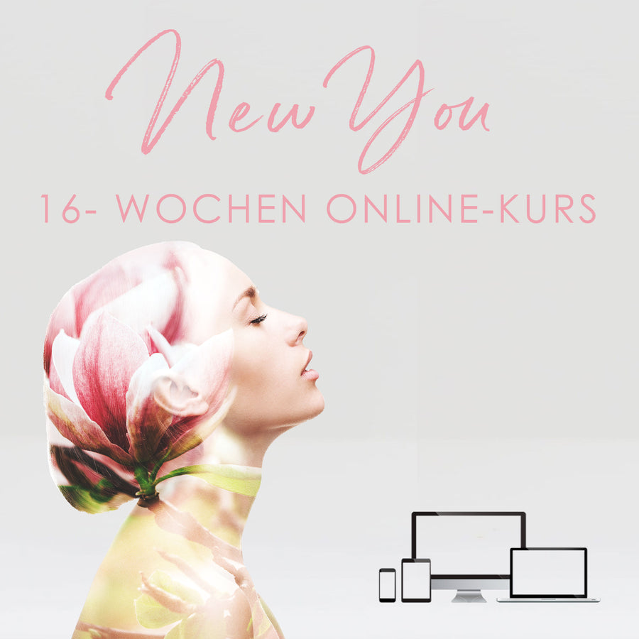 In 16-Wochen zum NEW YOU