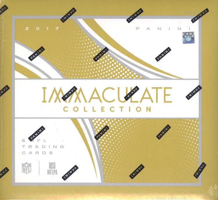 2017 Panini Immaculate Collection Football Hobby Box