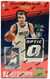 2018/19 Donruss Optic Basketball Hobby Box