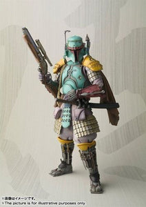 Boba Fett Ronin Samurai Star Wars Movie Realization Bandai Action Figure