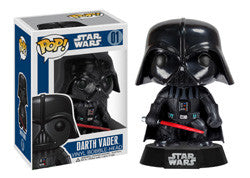 FUNKO POP! STAR WARS 01: DARTH VADER