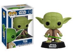 FUNKO POP! STAR WARS 02: YODA