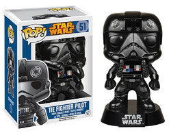 FUNKO POP! STAR WARS 51: TIE FIGHTER PILOT