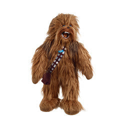 MEGA POSEABLE TALKING PLUSH: STAR WARS - ROARING CHEWBACCA