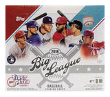 2018 Topps Big League Baseball Hobby Box