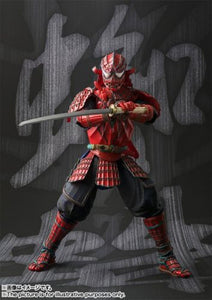"7"" Samurai Spider-Man Meisho Realization Marvel Comics Action Figure"