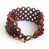 Japanese Chain Maille Bracelet