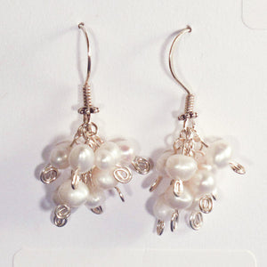 Pearl Bubbles Earrings