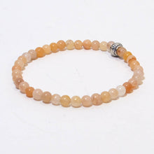 Load image into Gallery viewer, Gemstone Stretchy Bracelet - Pink Aventurine