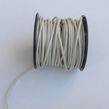 Load image into Gallery viewer, Round Leather Cord, 2mm. (click for colors)