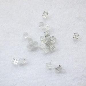 Plastic Earring Backs (click for shapes)