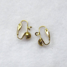 Load image into Gallery viewer, Clip-On, Non-Pierced Earring Findings (click for colors)