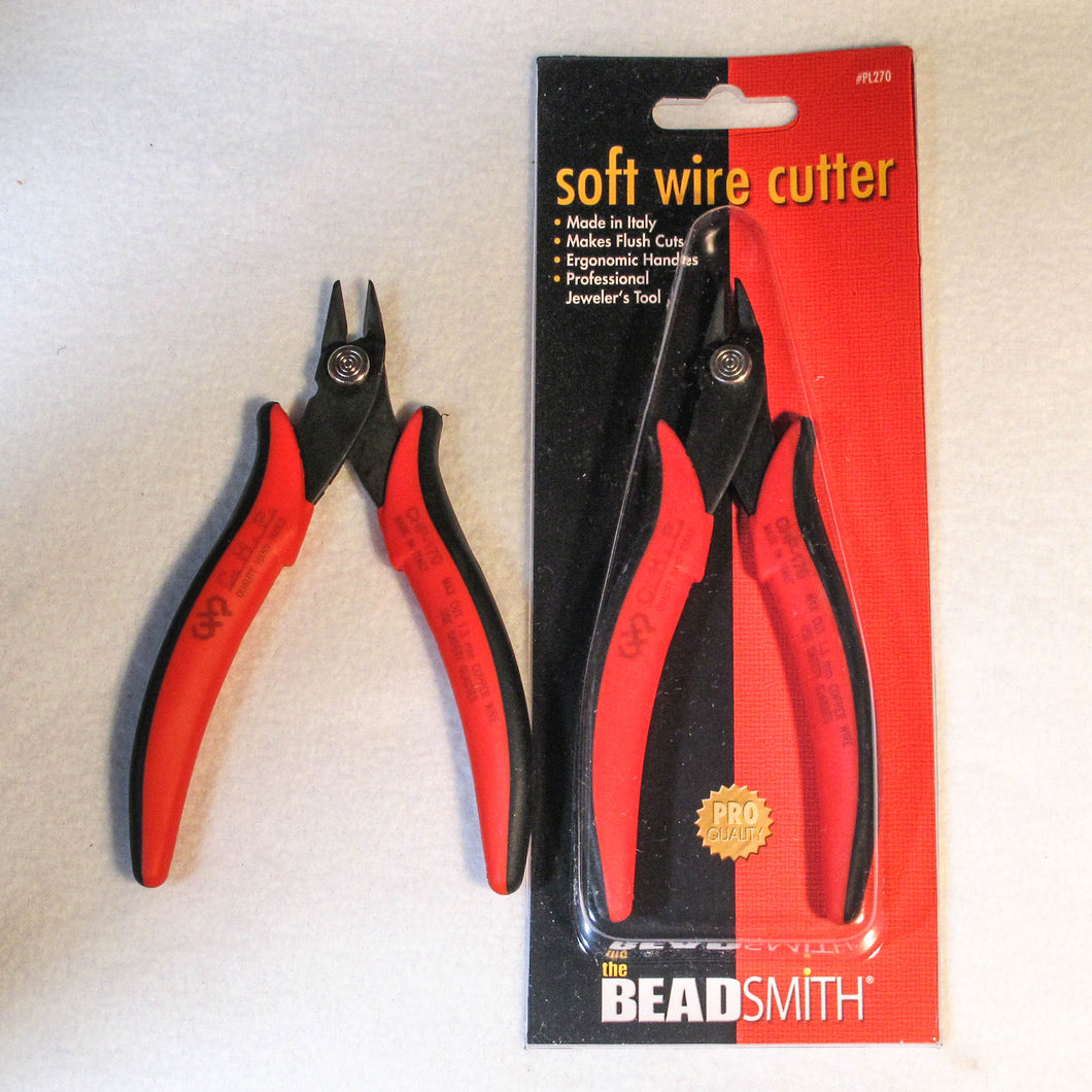 Wire Flush (Side) Cutters