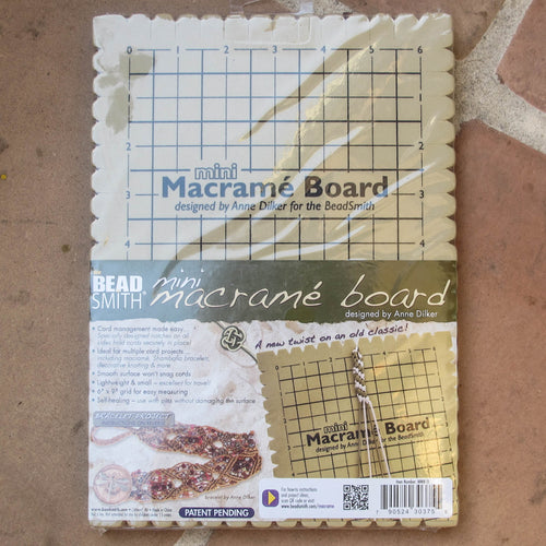Macrame Board, Small