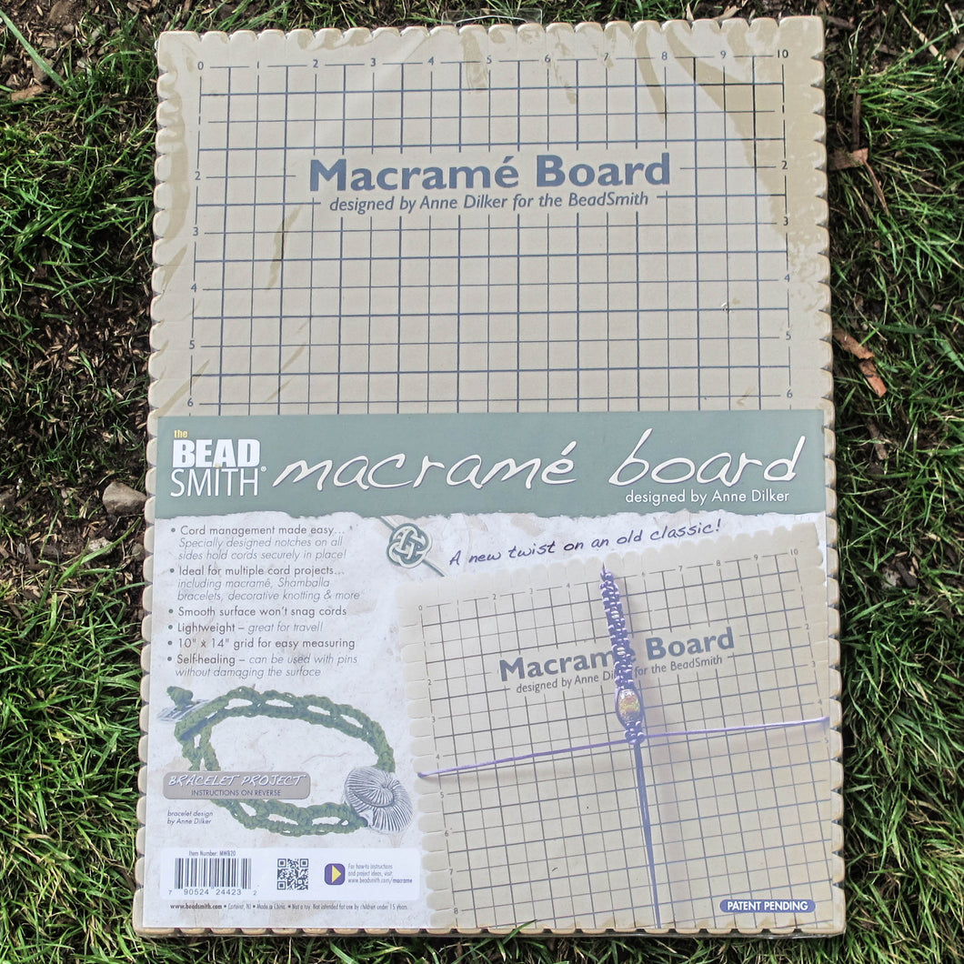 Macrame Board, Large