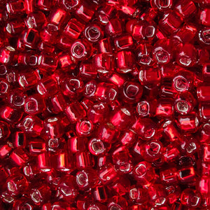 Seed Beads, Size #6 (click for color choices)