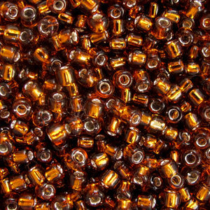 Seed Beads, Size #8 (click for color choices)