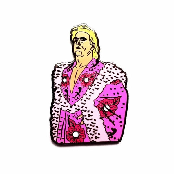 Nature Boy by Dan Evans Pin