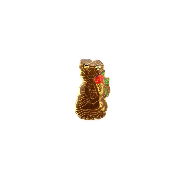 Vintage E.T. with Flower Pin