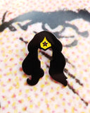 The Amazon Princess Pin