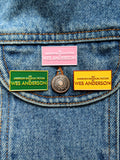 An American Empirical Picture Pin