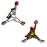 Can't Jumpmen by Bernard Rollins Pin Set