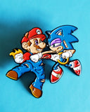 Console Wars by Rigo4K Pin
