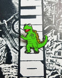 Frogzilla by Stuff by Mark Pin