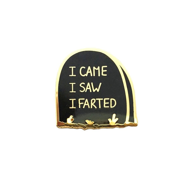I Farted Pin