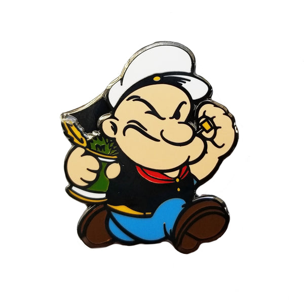 It's-A-Me, Popeye! by Rigo4K Pin