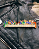 Pinship x SSUR Last Supper Pin