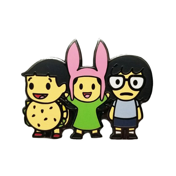 Little Belchers by Rigo4K Pin